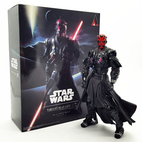 Star Wars storm Darth Maul Kai 26cm PVC Action Figure Model Toys Gifts Collection Kids Toys
