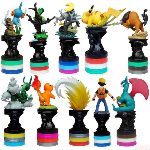 Pokemon Action Figure Toys 10cm