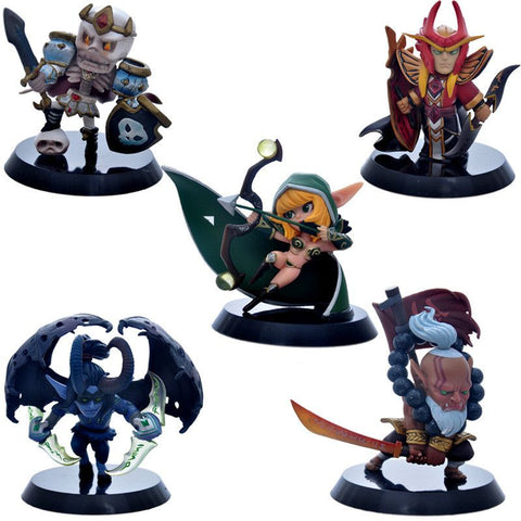 DOTA2 Kunkka Lina,toys hobbies gundam pokemon cards lps figurine playmobil funko hidden blade farm animals wow yugioh goku