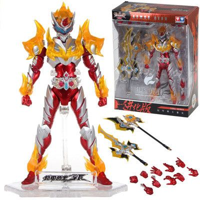 NEWEST! ARMOR HERO Deformation Robot Action Figures LAVA/TSUNAMI/TORNADO/CLIFF Transformation toys for children gift