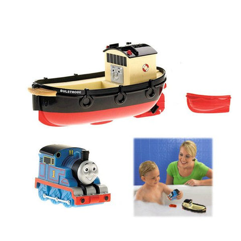 D1016 Free shipping Thomas and his friends playing in the water bath boat boat baby shower gift boxes with toys for children