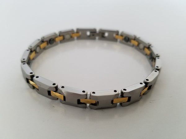 Women's Tungsten Carbide Magnetic Bracelets