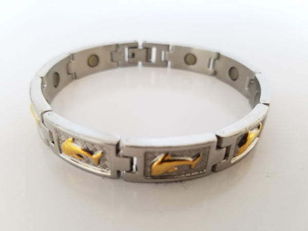 Women's Stainless Steel Magnetic Bracelets