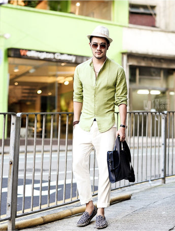 Tips And Tricks To Look Fabulous In Chinos