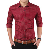 Slim Fit Casual Shirt - Young Men's Clothing CO.