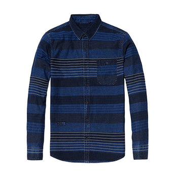 Long Sleeve Casual Shirt - Young Men's Clothing CO.
