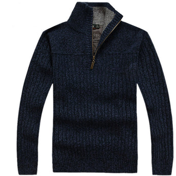 Wool Pullover Sweater - Young Men's Clothing CO.