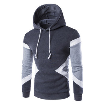 Men's Slim Fit Hoodie - Young Men's Clothing CO.