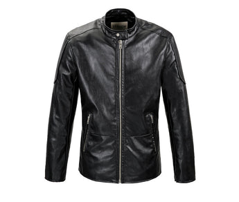 Leather Jacket - Young Men's Clothing CO.