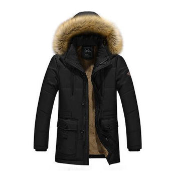 Down Parka Jacket - Young Men's Clothing CO.