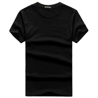 Solid Color T-shirt - Young Men's Clothing CO.