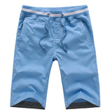 Breathable Casual Shorts - Young Men's Clothing CO.
