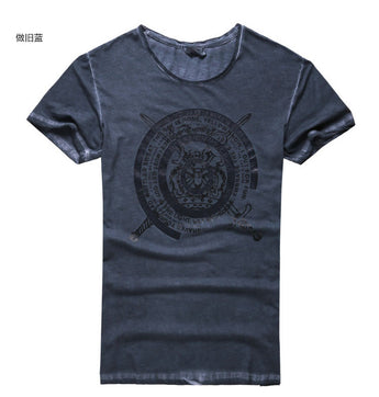 Slim Fit Short Sleeve T-shirt - Young Men's Clothing CO.
