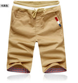 Casual Slim Fit Shorts - Young Men's Clothing CO.