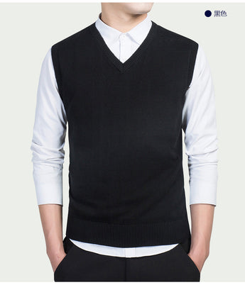 Classic Sweater Vest - Young Men's Clothing CO.
