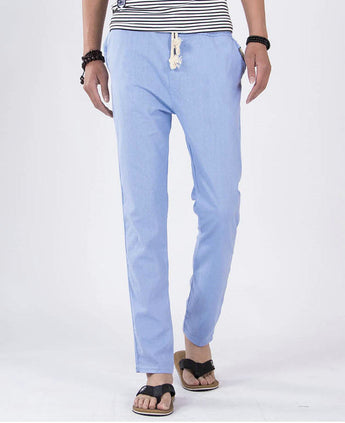 Linen Casual Pants - Young Men's Clothing CO.