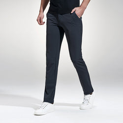 Cotton Casual Pants - Young Men's Clothing CO.