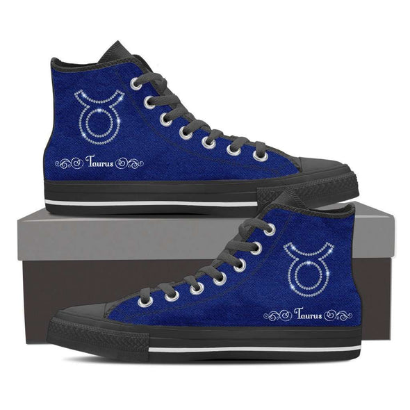 Taurus High Top Canvas Shoes