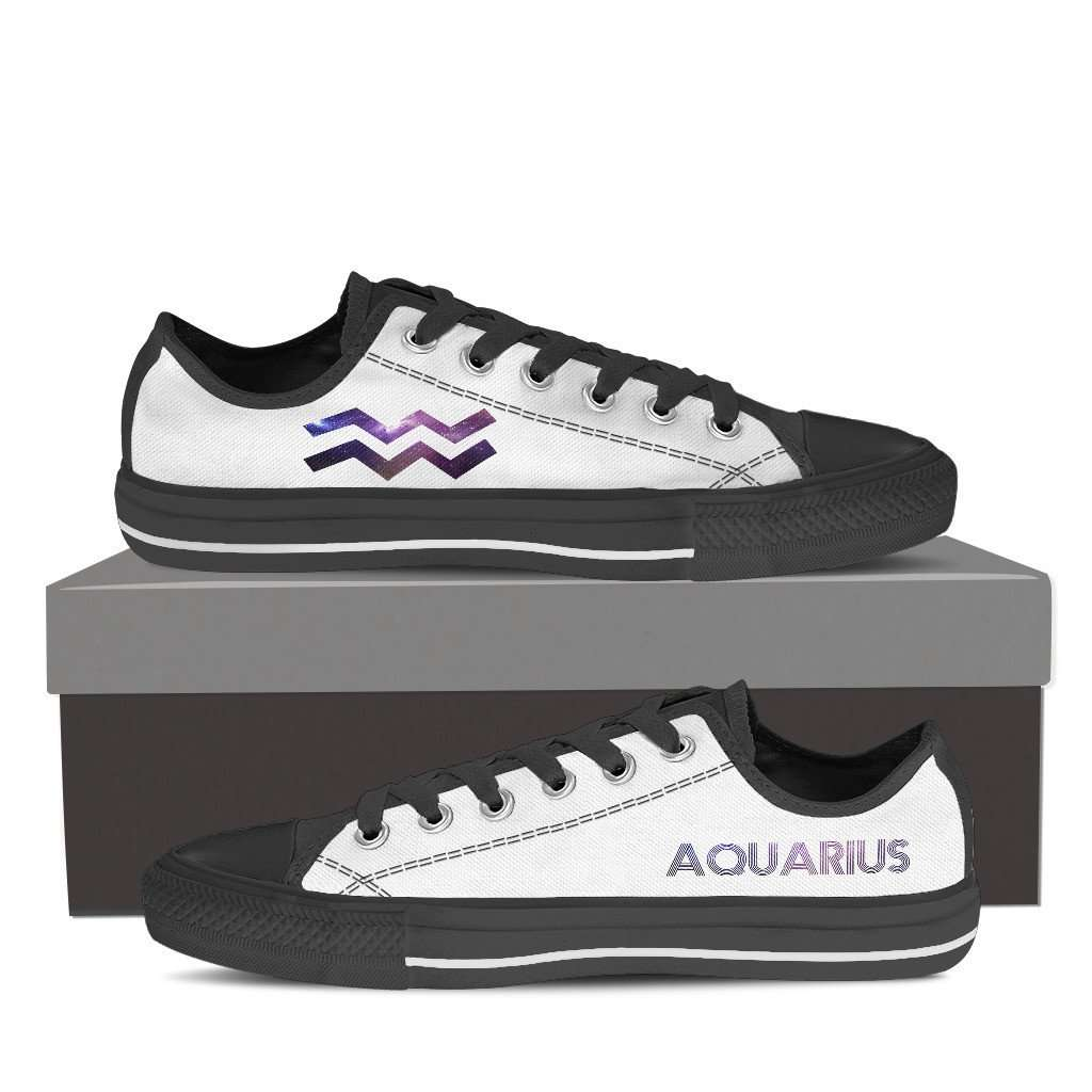 Aquarius Low Top Canvas Shoes