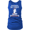 Limited Edition ***October Girl Head High Back Print*** Shirts & Hoodies