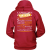 Limited Edition ***Capricorn Certified Back Print*** Shirts & Hoodies