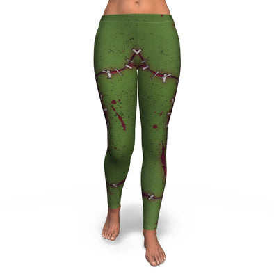 Frankenstein Inspired Legging