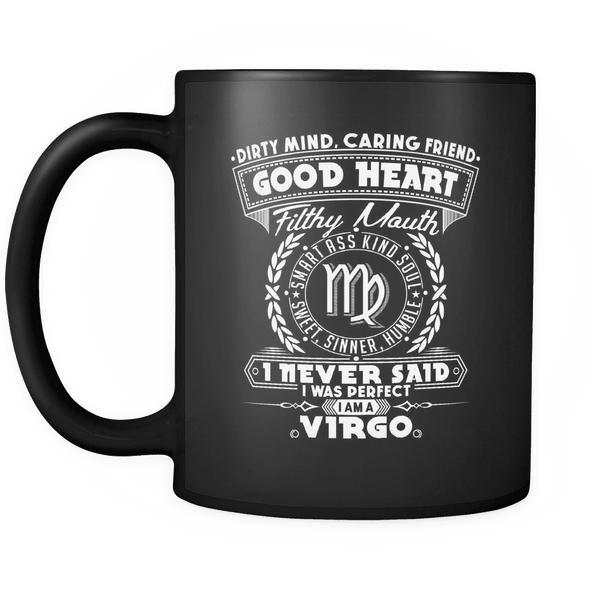 Good Heart Virgo Mug