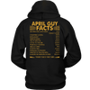 Limited Edition ***April Guy Facts Back Print*** Shirts & Hoodie