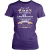 Save $10 Today (Offer Ends Soon) - October Born Girl Front Printed***Limited Edition***Shirts