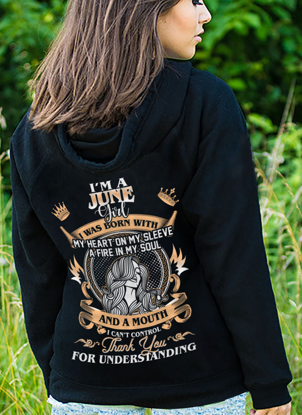 New Edition **Girl Born In June** Shirts & Hoodies