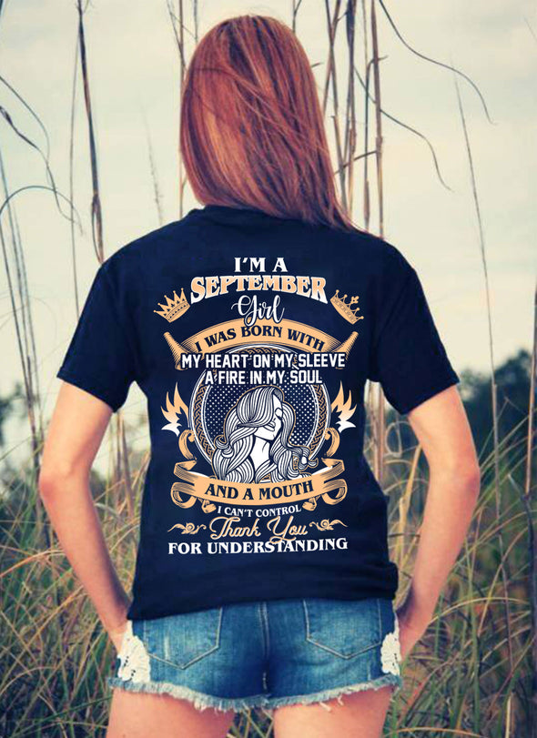 New Edition **Girl Born In September** Shirts & Hoodies
