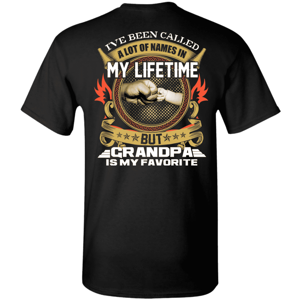 Limited Edition **GrandPa Is My Favorite** Shirts & Hoodies