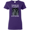 Limited Edition **february Girl My Silence Is Not My Weakness** Shirts & Hoodies