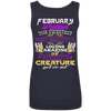 Limited Edition February Sweet Women Back Print Shirts & Hoodies