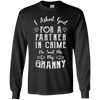 Limited Edition **Granny Partner In Crime** Shirts & Hoodies