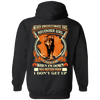 **Never Underestimate November Born Girl** Back Print Shirt & Hoodies