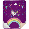 Limited Edition Unicorn Rainbow Blast Blanket