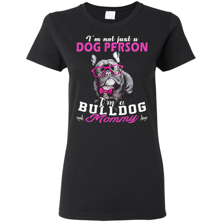 **Mommy Of Bulldog**