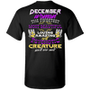 Limited Edition December Sweet Women Back Print Shirts & Hoodies