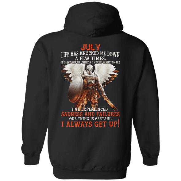 Limited Edition July Men Always Getup Shirts & Hoodies