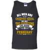 Limited Edition **Champions Are Born In February** Shirts & Hoodies