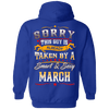 Limited Edition Guy Taken By March Shirt & Hoodie
