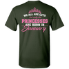 Limited Edition **Princess Born In January** Shirts & Hoodies