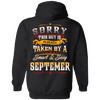 Limited Edition Guy Taken By September Shirt & Hoodie
