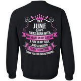 Back Print ****Perfect Shirt For June Born** Limited Edition Shirts & Hoodies