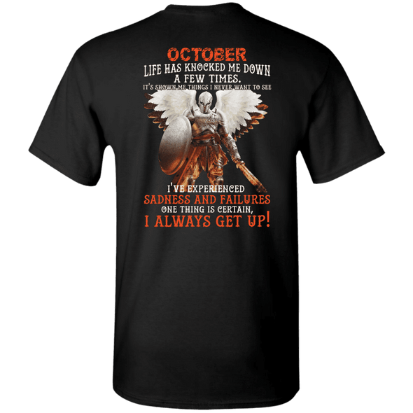 Limited Edition October Men Always Getup Shirts & Hoodies