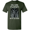 Limited Edition **July Girl My Silence Is Not My Weakness** Shirts & Hoodies