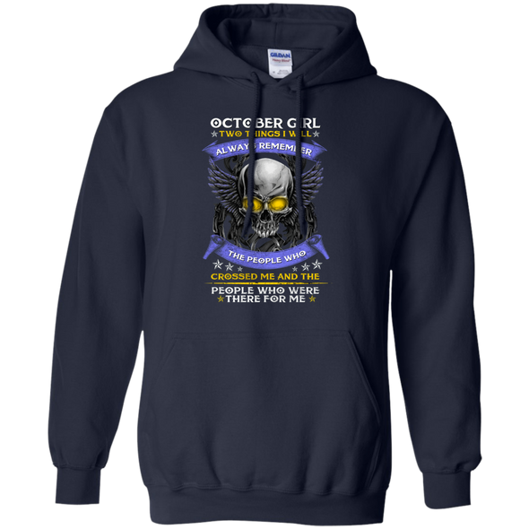 Limited Edition **I Will Always Remember - October Girl** Shirts & Hoodies