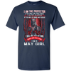 Limited Edition **May Girl The Protector & The Guardian** Shirts & Hoodies