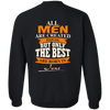 Limited Edition **Only Best Men Are Born In June** Shirts & Hoodie
